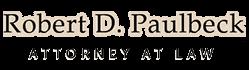 Robert D. Paulback