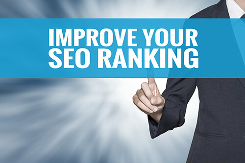 improve website ranking best case leads
