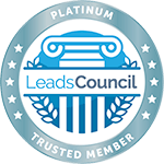 Leads Council - Platinum Trusted Member