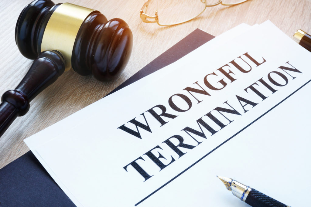 4 Important Things You Need to Know About Wrongful Termination Cases