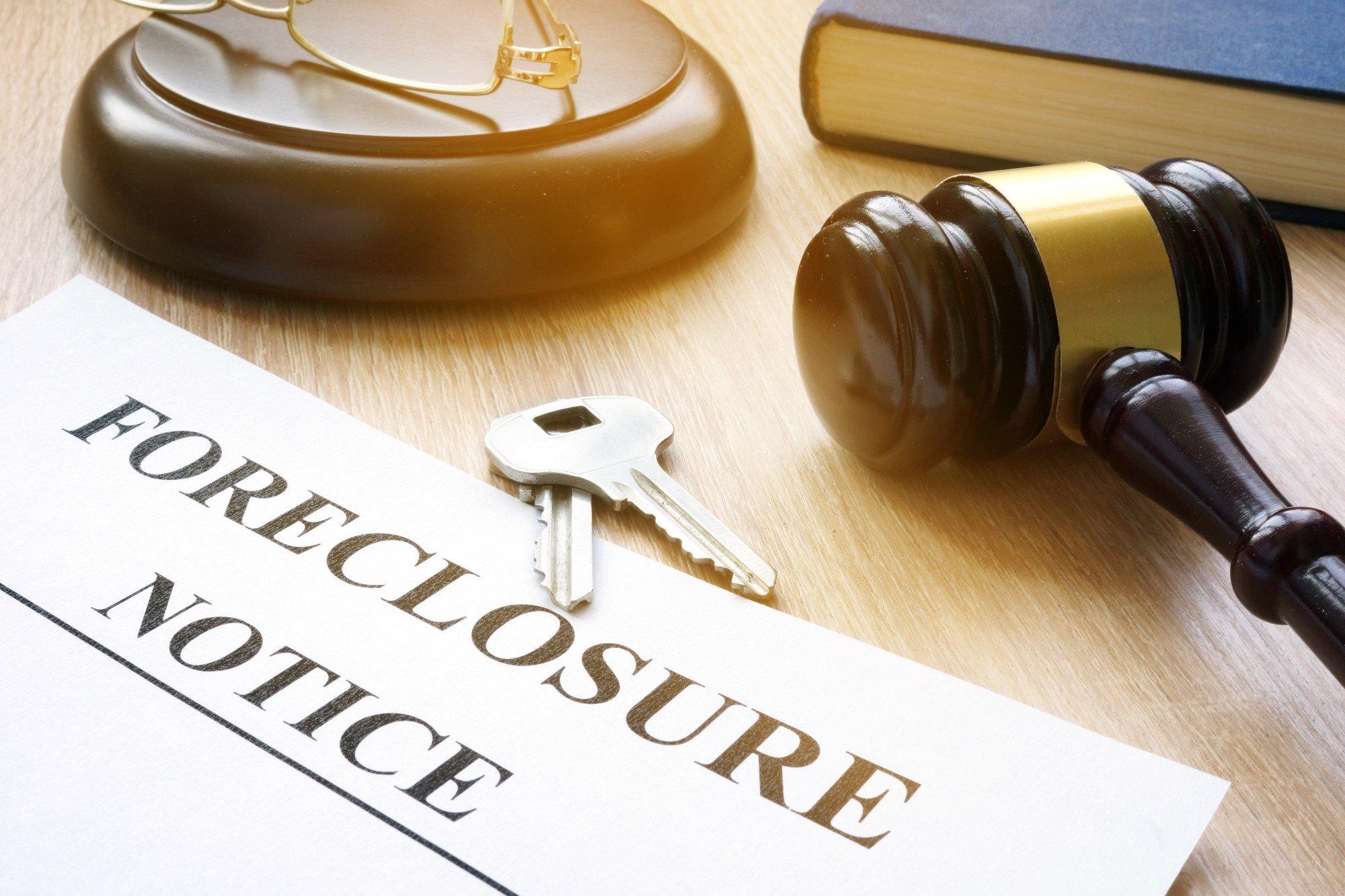 foreclosure defense